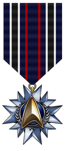 Starfleet Expeditionary Medal (Five Year Mission)