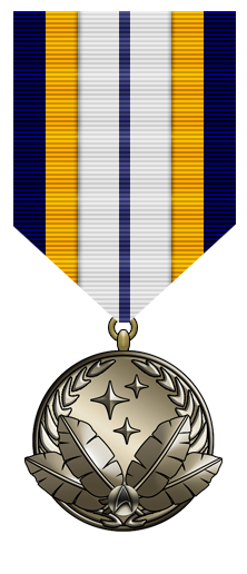 Four Palm Leaf Medal